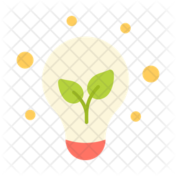 Ecological idea Icon