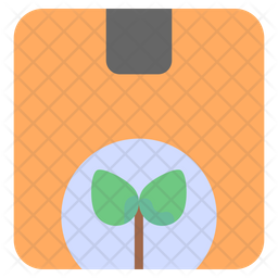 Ecological package Icon