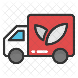 Ecological Transport Icon
