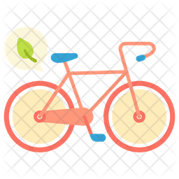Ecological Vehicle Icon
