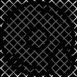 Ecology Line Icon