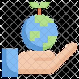 Ecology Flat Icon
