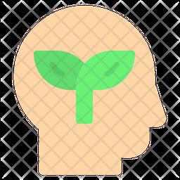 Ecology Thinking Icon
