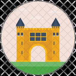 Edinburgh Castle Icon