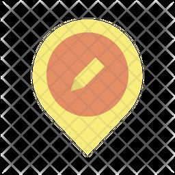 Edit Location Icon