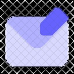 Edit-mail Icon