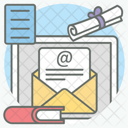 Education Email Icon