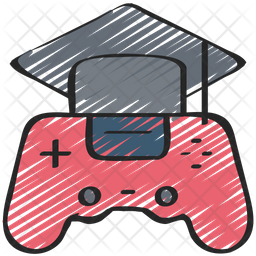 Education Game Icon Of Doodle Style Available In Svg Png Eps Ai Icon Fonts