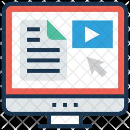 Education tutorial Icon