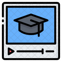Education Video Icon