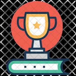 Educational achievement Icon