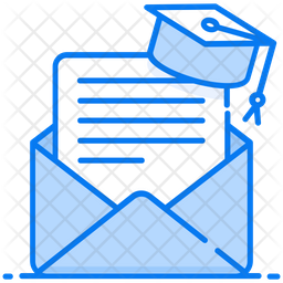 Educational Email Icon