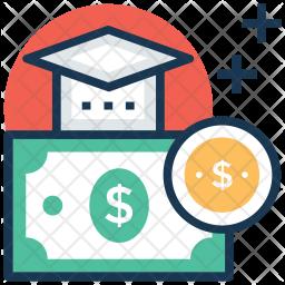 Educational Loan Icon