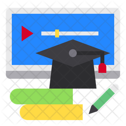 Educational Video Icon