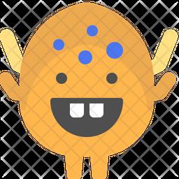 Egg Emoji Icon