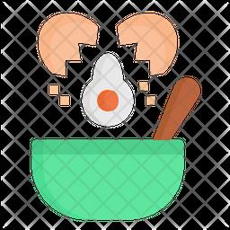 Egg Bowl Icon