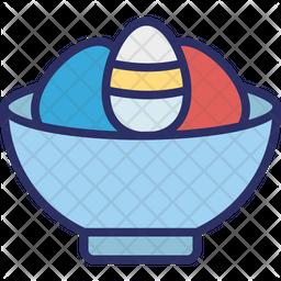 Egg bucket Icon