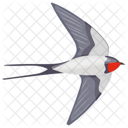 Egyptian Plover Icon