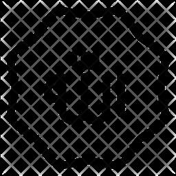 Eid Line Icon