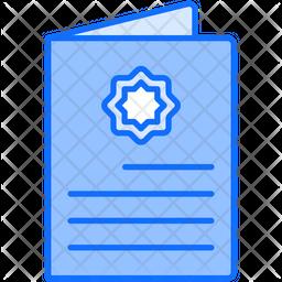 Eid Card Icon