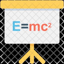 Einstein Formula Icon