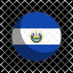 El Salvador Flag Icon