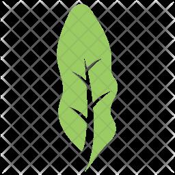 Elaeagnus Angustifolia Leaf Icon