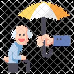 Elder Insurance Icon