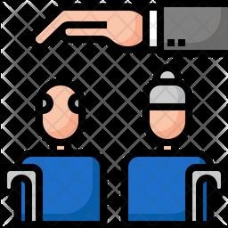 Elder protection Icon