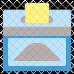 Election Flat Icon
