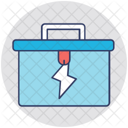 Electric Box Icon