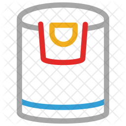 Electric fryer Icon