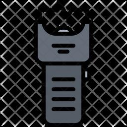 Electric gun Icon