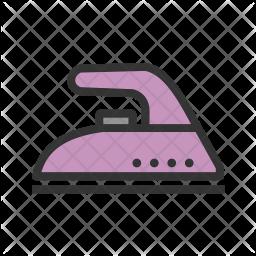 Electric iron Icon
