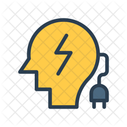 Electric Mind Icon
