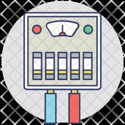 Electric Panel Icon