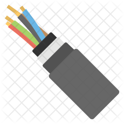 Electric Wires Icon Of Flat Style Available In Svg Png Eps Ai Icon Fonts