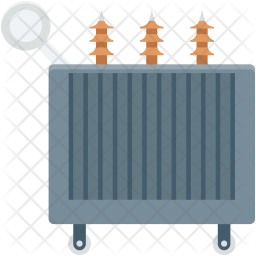 Electricity Flat Icon