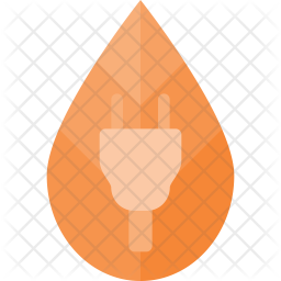 Electricity concept Icon