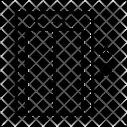 Elevator Line Icon