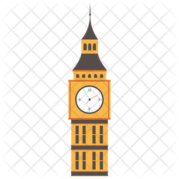 Elizabeth Tower Icon