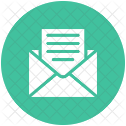 Email Glyph Icon