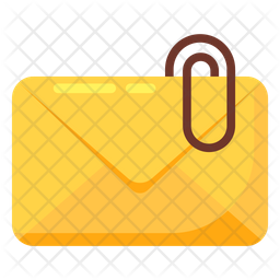 Email Attachment Icon