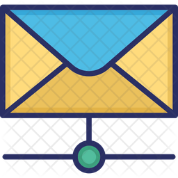 Email Data Share Icon
