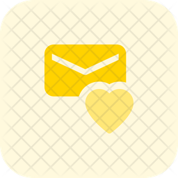 Email Like Icon