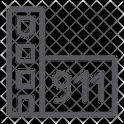 Emergence call Icon