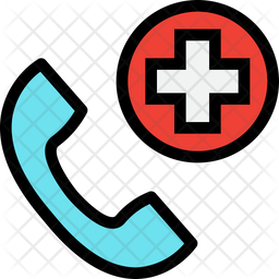 Emergency Icon Of Colored Outline Style Available In Svg Png Eps Ai Icon Fonts