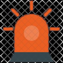 Emergency Siren Icon