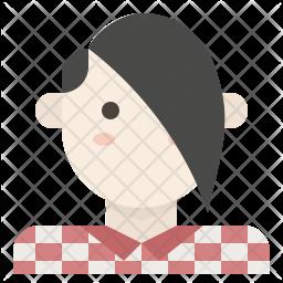 Emo avatar Icon