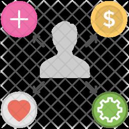 Employee Benefits Icon